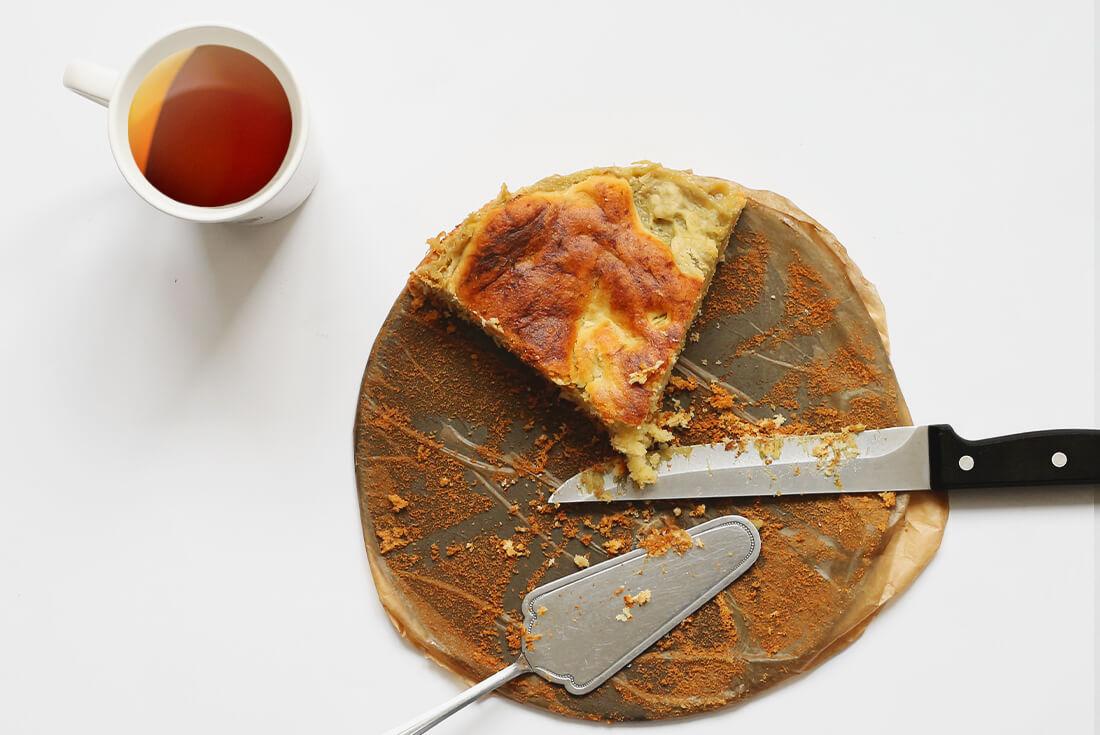 schonhalbelf-buchblog-backen-rhabarber-joghurt-kuchen